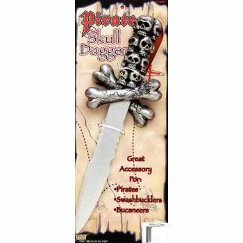 Pirate skulldagger