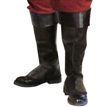 Dlx Buccaneer Cuffed Bootop