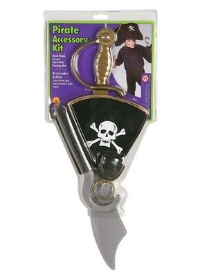 Pirate Accessory Kit