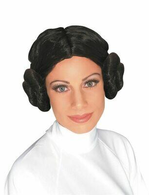 Licensed Princess Leia Wig