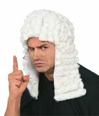 Barrister-Judge Wig