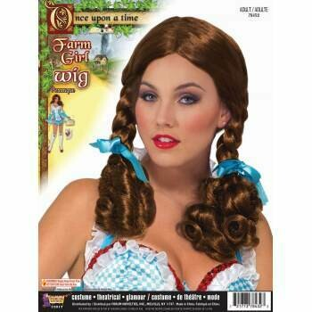Kansas Farm Girl Wig