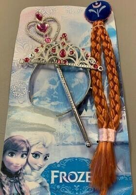 Frozen Anna accessory kit