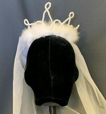 Child Bride Veil - Dress Up