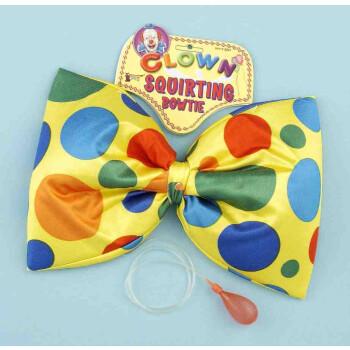 Jumbo Squirt Clown Bowtie