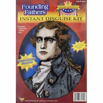 Founding Fathers Disguise Kit