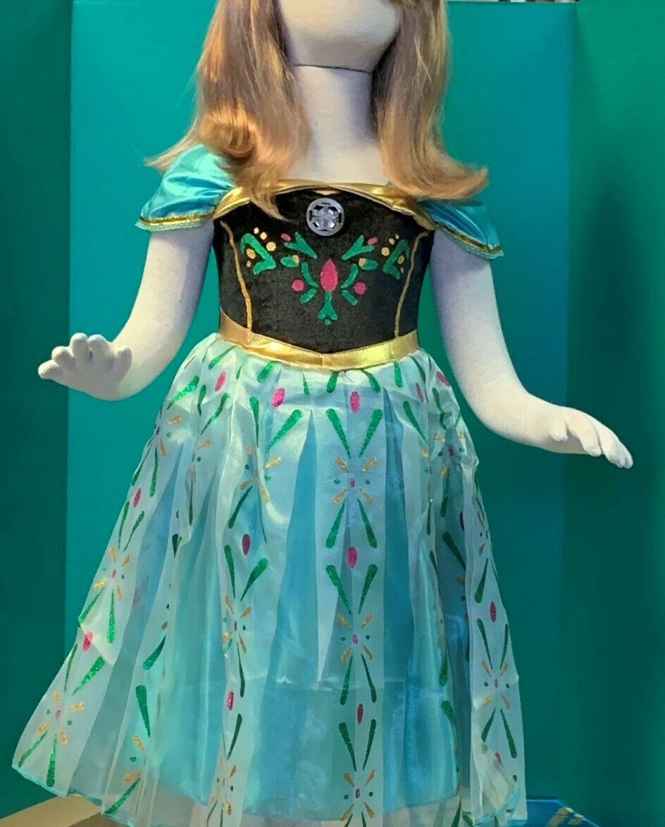 Princess Anna Coronation