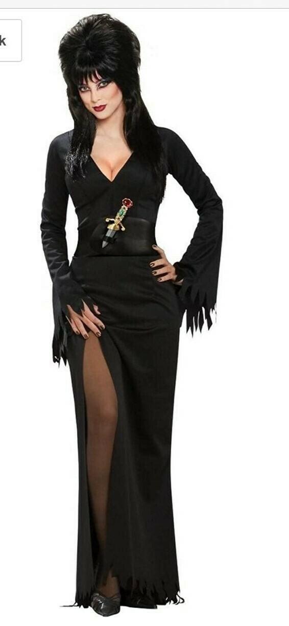 Elvira Mistress of the Dark Ad Std