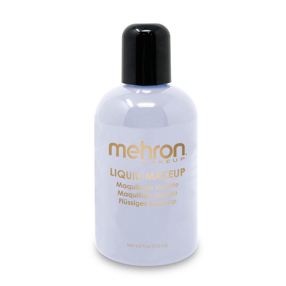Mehron Liquid Makeup White 4.5 oz