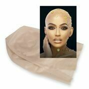 Bald Cap Professional Makeup Kit