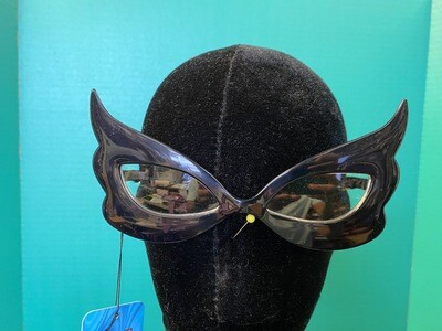Swoop Black Sunglasses