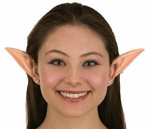 Elf Ears flesh colored