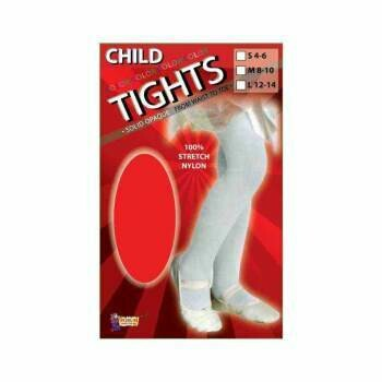 CHILD TIGHTS L - RED