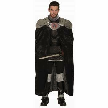 Dark Royalty King Crusader Cape