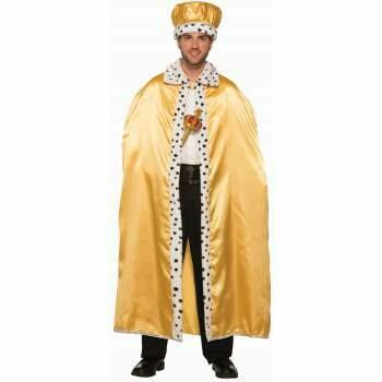 King Gold Royal Cape