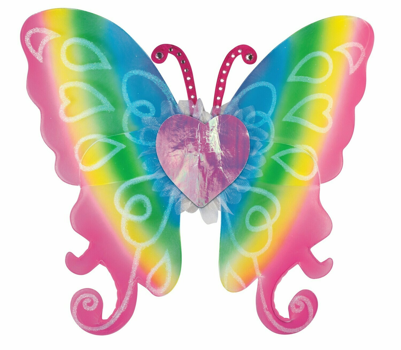 Rainbow Fantasy Wings