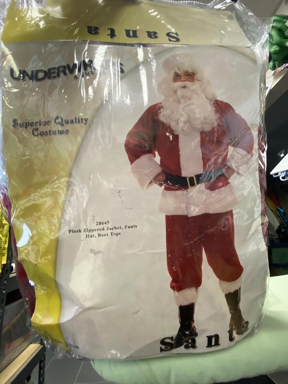 Santa Underwraps Costume