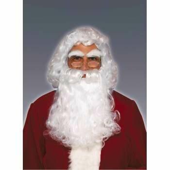 Santa Wig, Moustache & Beard