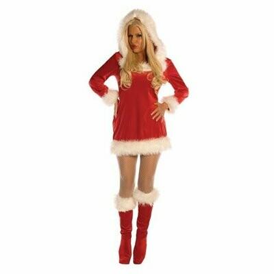 """""""Noel"""" Sexy Santa Costume"""