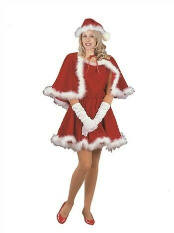 Sexy Miss Santa Costume