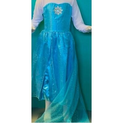 Elsa Coronation Blue