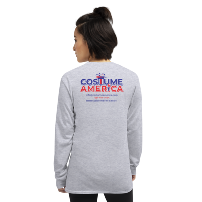 Costume America Logo - Long Sleeve Shirt