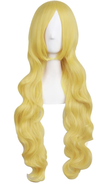 """32"""" Blonde Wig"""