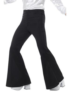 Bell bottom Flared Trousers Black