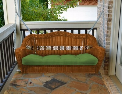 Portside Porch Swing Southwest Amber