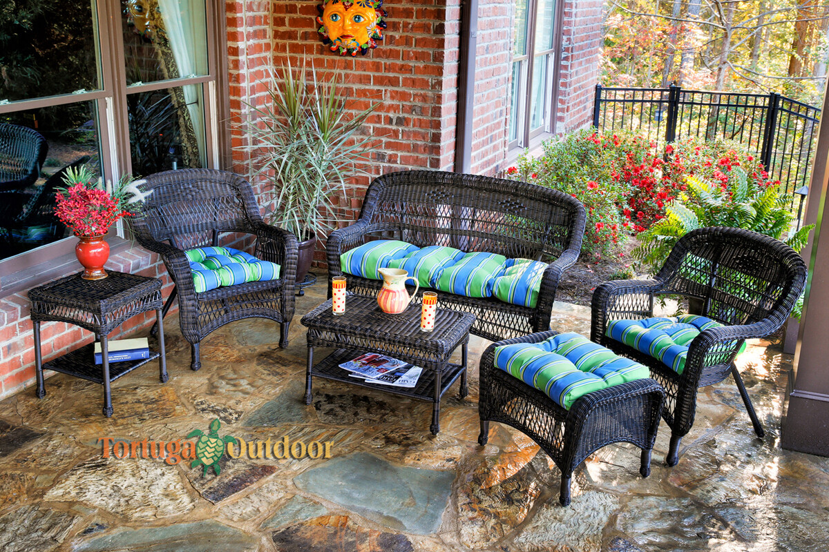 Portside Dark Roast 6Pc Seating