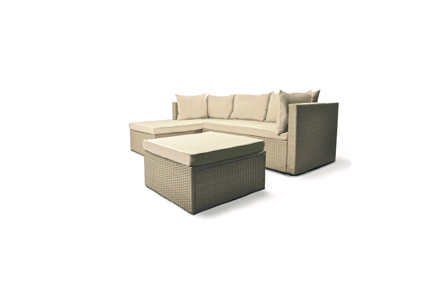 Space Saver Sectional