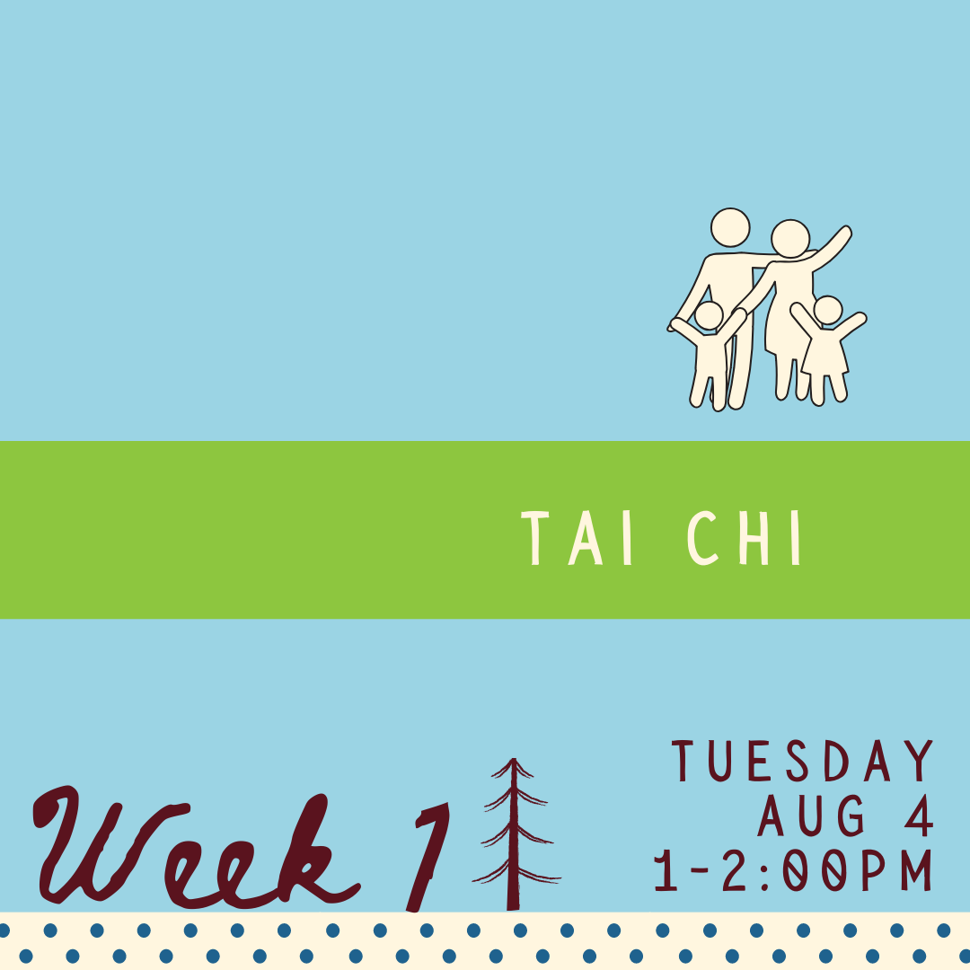 Tai Chi - Tuesday - week one