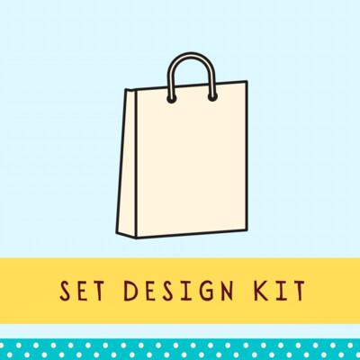 Set Design Kit