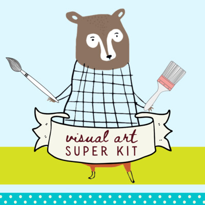 Visual Art Super Kit
