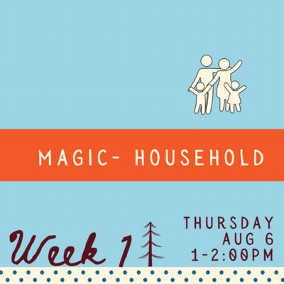 Magic - Thursday - week one