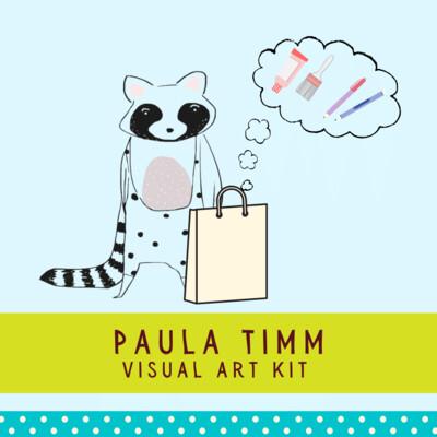 Paula Timm Visual Art Kit