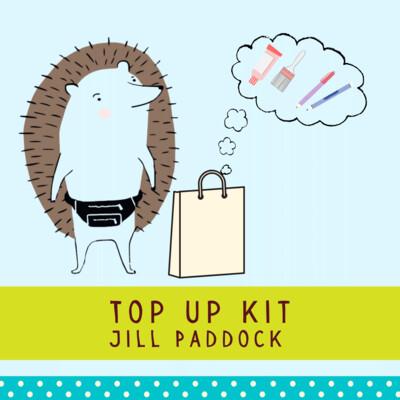 Jill Paddock Top Up Kit