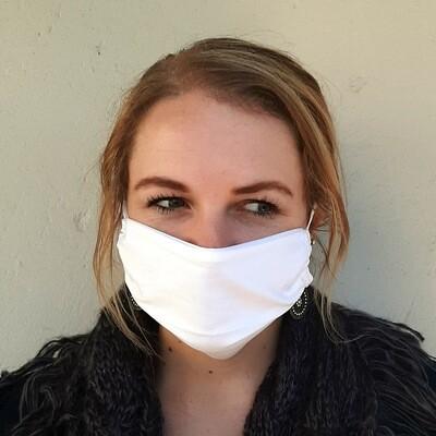 Face Masks - White (bag of 50)