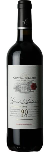 Château du Garde 2015 - Cuvée Prestige Antonio - Côtes de Bordeaux - Rouge