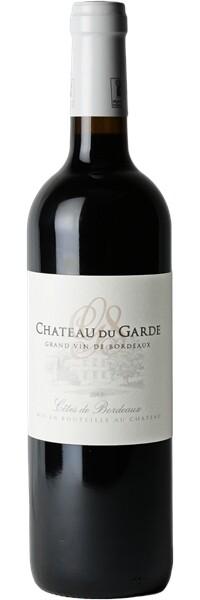 Château du Garde 2017 - Côtes de Bordeaux - Rouge