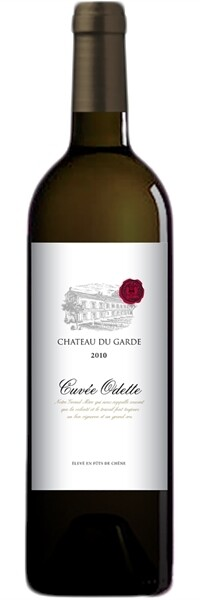 Château du Garde 2010 - Cuvée Odette Prestige - Côtes de Bordeaux - Rouge
