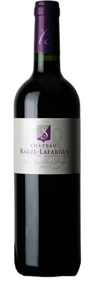 Château Rauzé-Lafargue 2016 - Côtes de Bordeaux - Rouge