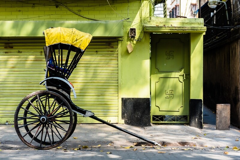 Kolkata Hand Cart