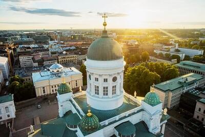 Круиз Санкт-Петербург - Хельсинки - Санкт-Петербург на пароме «Princess Anastasia» (2 дня, июль-декабрь)