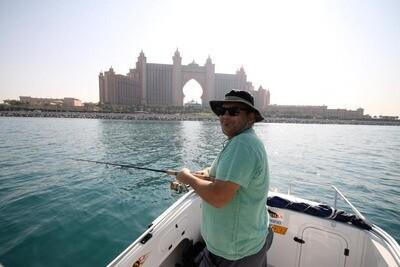 Морская рыбалка в Дубае (4 часа)