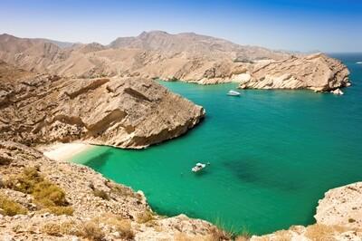 Круиз из Дубая в Оман с рыбалкой (3 дня)