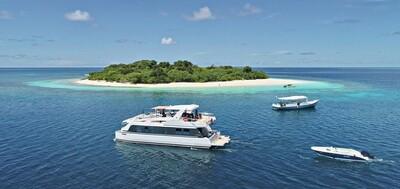Круиз на Мальдивские острова на моторном катамаране (8-15 или 15-22 октября)