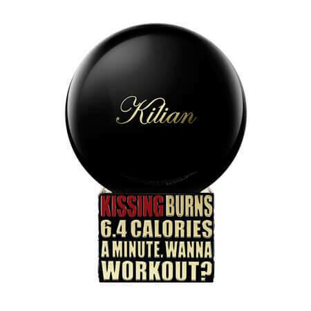 Kilian Kissing Burns 6.4 Calories An Hour. Wanna Work Out?