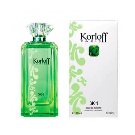 Korloff Paris Kn I Green