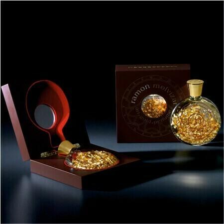 Ramon Molvizar Art Gold Perfume